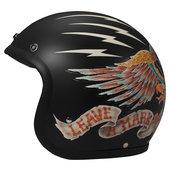 Vintage Eagle Jethelm