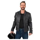 DL-JM-2 Leather Jacket