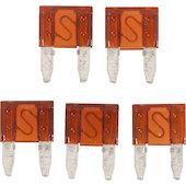 Flachstecksicherung Mini 5er Sets