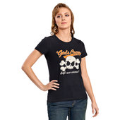 Girls Crew Damen T-Shirt