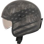 Vintage Fiber Jet Helmet