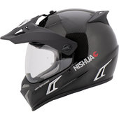 Nishua Enduro Carbone casque enduro