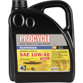 Engine Oil 10W-40 4 litres Semi-Synthetic, 4T