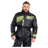 Proof Hoodie giacca antipioggia