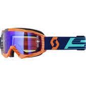 Scott Hustle MX Motocrossbrille