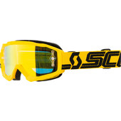 Hustle X MX Motocross Goggle