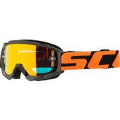 Hustle X MX Motocrossbrille