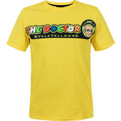 VR46 T-Shirt The Doctor Cupolino