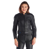 Vanucci Competizione IV women leather combination jacket