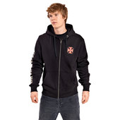 West Coast Choppers El Diablo zip-hoodie