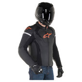 Alpinestars Jaws V3 leather combi jacket
