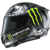 HJC RPHA 11 Monster Design Integralhelm