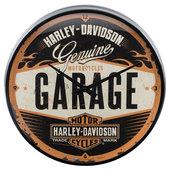 Wallclock Harley Davidson *Garage*