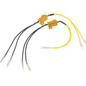 Leistungswiderstände 25W 6,8 Ohm, mit Kabel, Paar