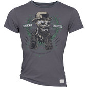 King Kerosin Skull Gent T-Shirt
