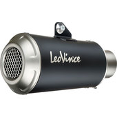 LeoVince LV-10 silencer with EG-BE