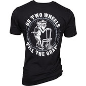 Lethal Threat Two Wheels T-Shirt