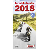 LOUIS TERMINKALENDER 2018 210 X 450 MM