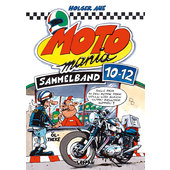 Motomania Comics Band 1-12