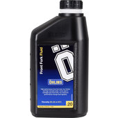 Fully synthetic fork oil