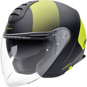 Schuberth M1 Resonance Yellow jethelm