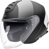 Schuberth M1 Resonance White Jethelm