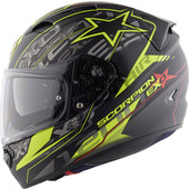 Scorpion Exo-1200 Solis Full-Face Helmet