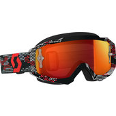 Scott Hustle MX Motocross Goggle