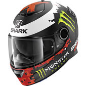 Shark Spartan Lorenzo Monster 2018