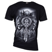 Toxic Angel Guardians of Midgard T-Shirt