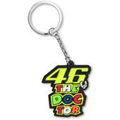 VR46 KEYRING THE DOCTOR