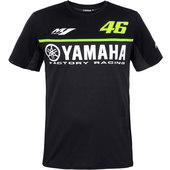 VR46 Yamaha Black Line T-shirt