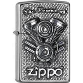 Original Zippo V-Twin
