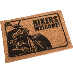 Fussmatte Bikers Welcome