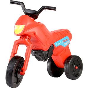 CHILDREN MOTORBIKE, RED
