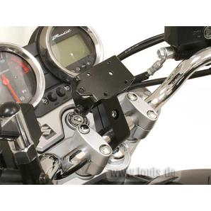 GPS-ELEKTRONIKKOMPONENTEN HALTER FUER LENKERMONTAGE SW-Motech Motorrad