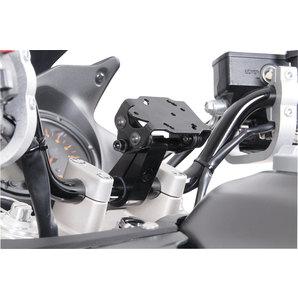 SW-Motech Navi-Halter vibrationsgedämpft Motorrad