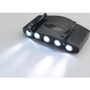 LED-Basecap-Leuchte