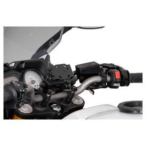 Quick Lock Navi-Halter Modellspezifisch SW-Motech Motorrad