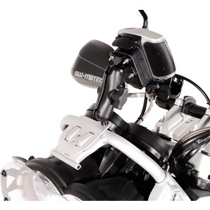 Navi-Halter für BMW R1200GS Scheibenhalterungsmontage SW-Motech Motorrad