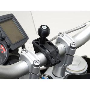 Universal GPS-Klemmen-Kit für 22-28-25-4mm Lenker SW-Motech Motorrad