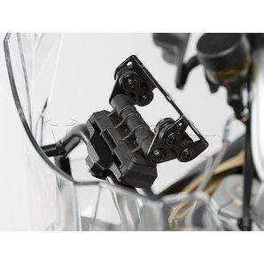 Navi-Halter mit QUICK-LOCK Funktion Rohre 16mm SW-Motech Motorrad