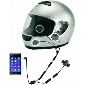 Albrecht SHS300I Headset für Smartphones ALBRECHT Motorrad
