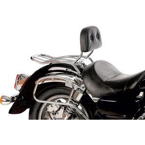 Satteltaschenhalter Hepco und Becker Motorrad