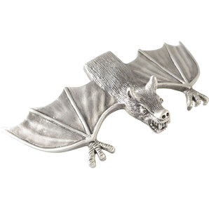 Decorative Figure Bat for Headlights