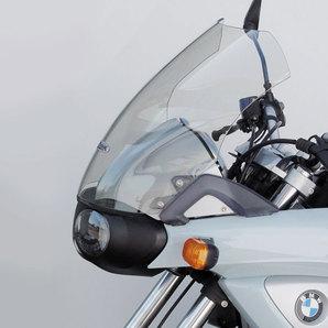 V-Stream Windschild Multistrada Klar, 57X41Cm