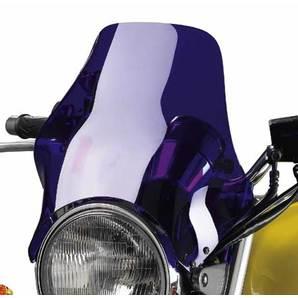 Puig Mini-Scheibe mit Anbausatz und ABE Motorrad