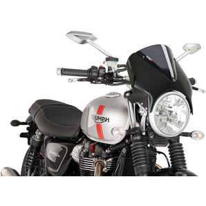 Puig Cockpitverkleidung Vision mit starkgetöntem Scheibeneinsatz Motorrad