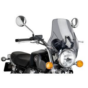 Puig Mini-Tourenscheibe Plus Inklusive Haltesatz und ABE Motorrad