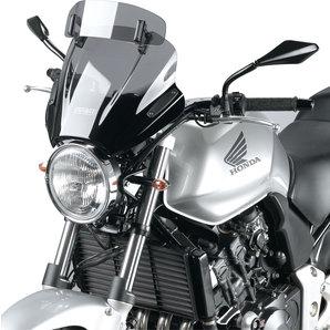 MRA Vario-Tourenscheibe für Naked-Bikes mit Haltesatz und ABE Motorrad